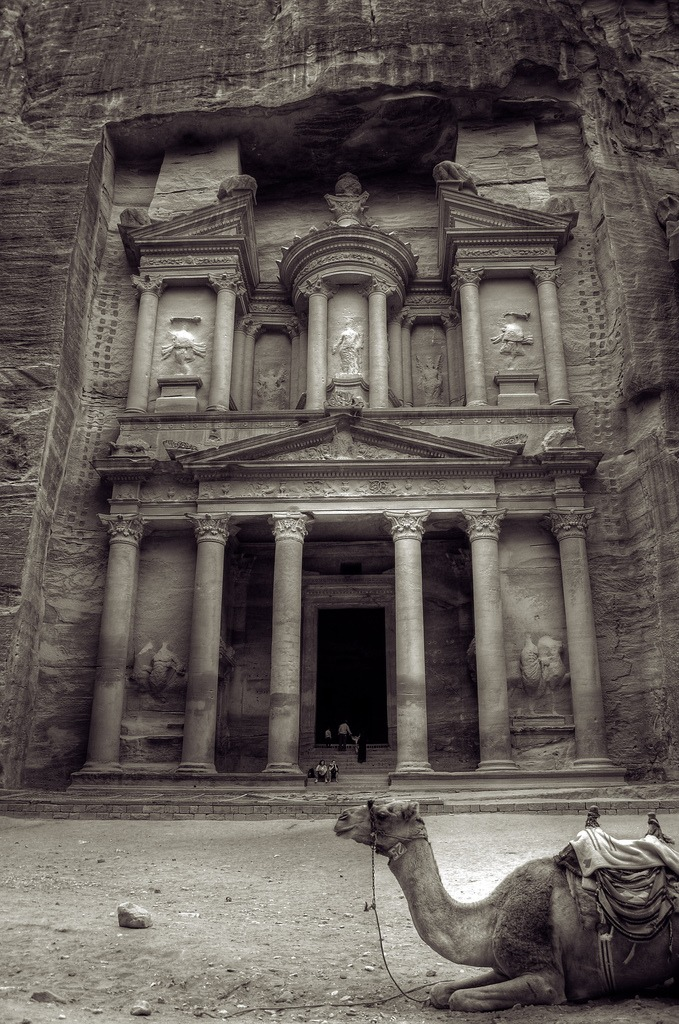 Petra in the Arabah