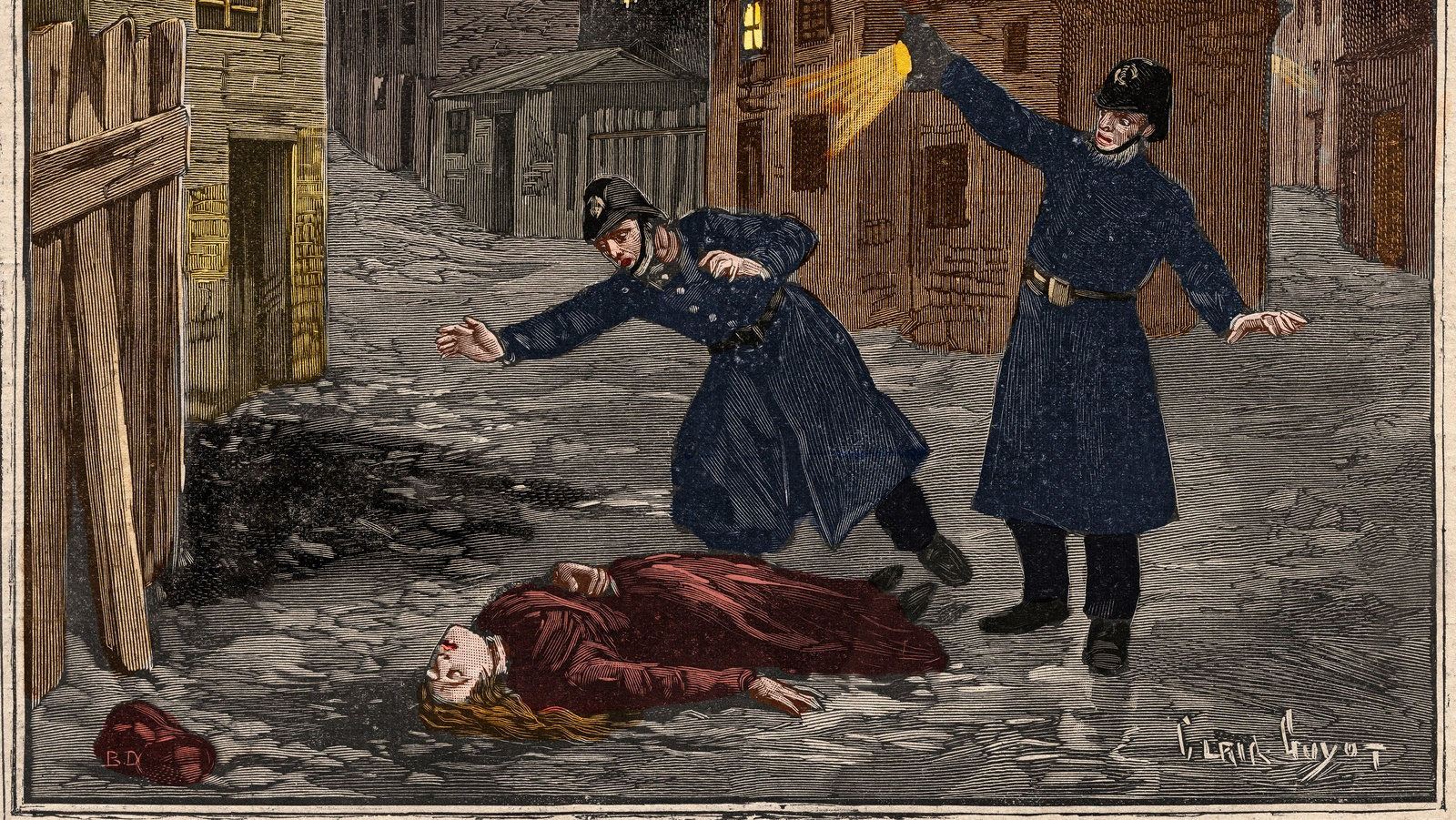 Who was Jack the Ripper