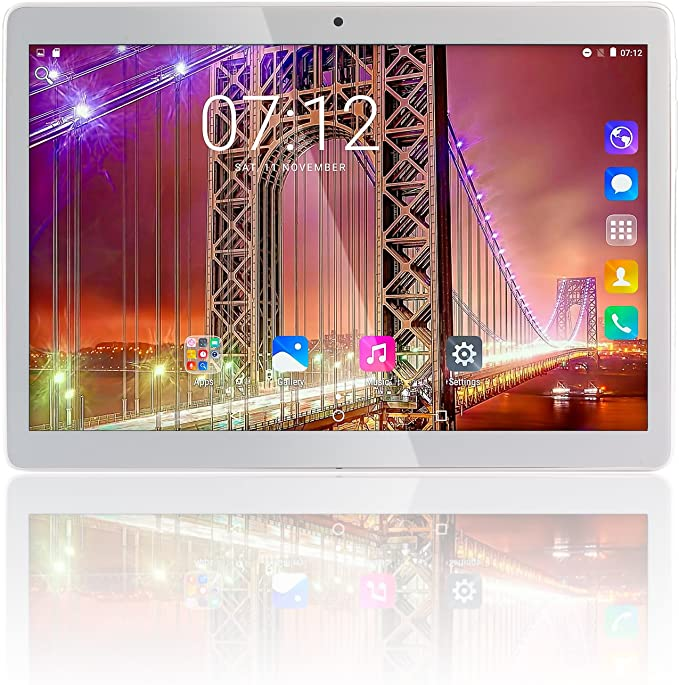 Fusion5 4G LTE Tablet