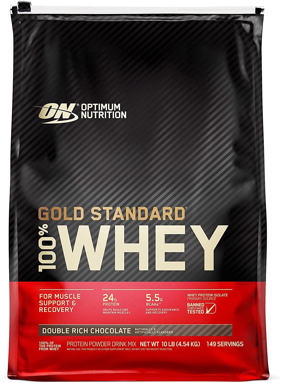 Optimum Nutrition Gold Standard 100℅ Whey