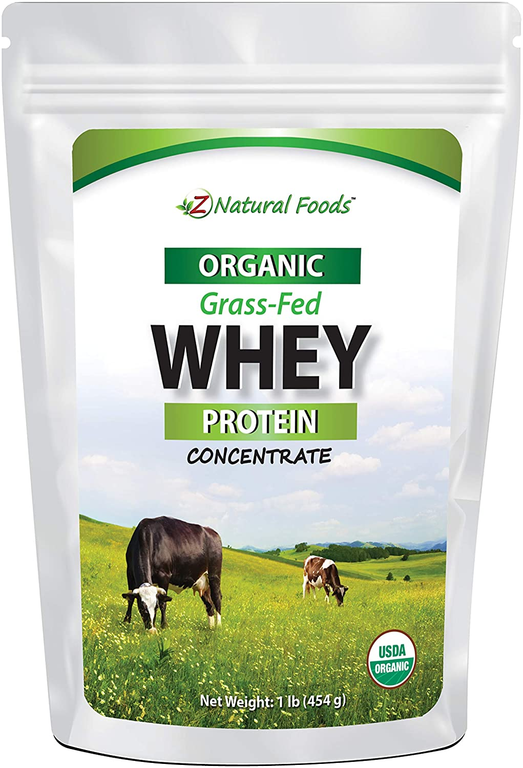 Z Natural Foods Pasture-Raised Goat Whey
