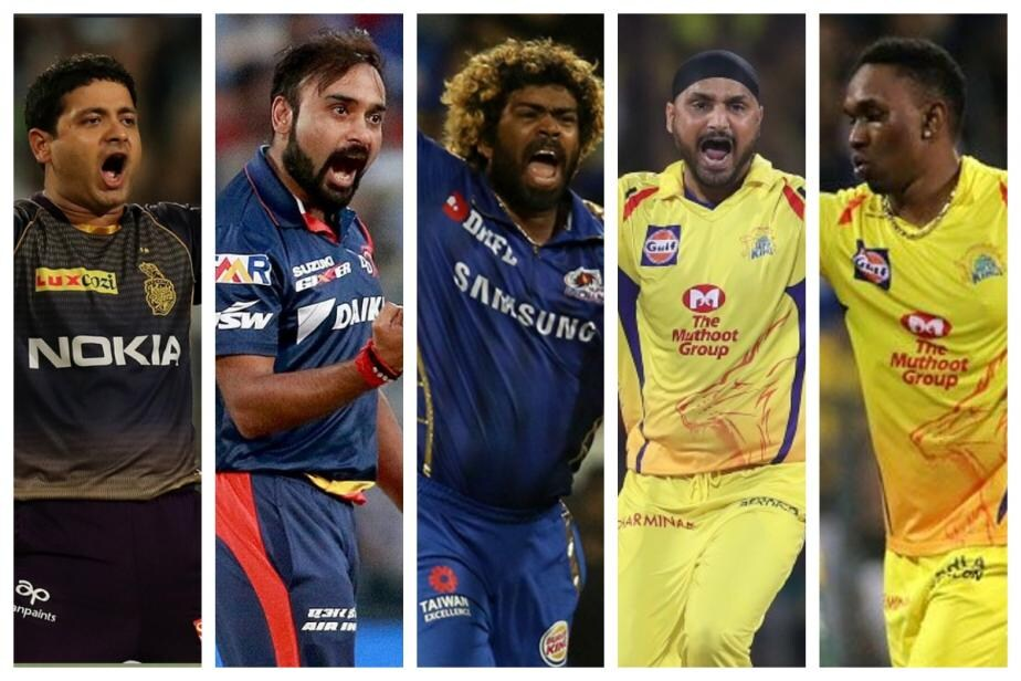 Top 10 All Time Highest Wicket Takers of IPL