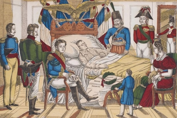 Arsenic in Napoleon's Hair Was he poisoned