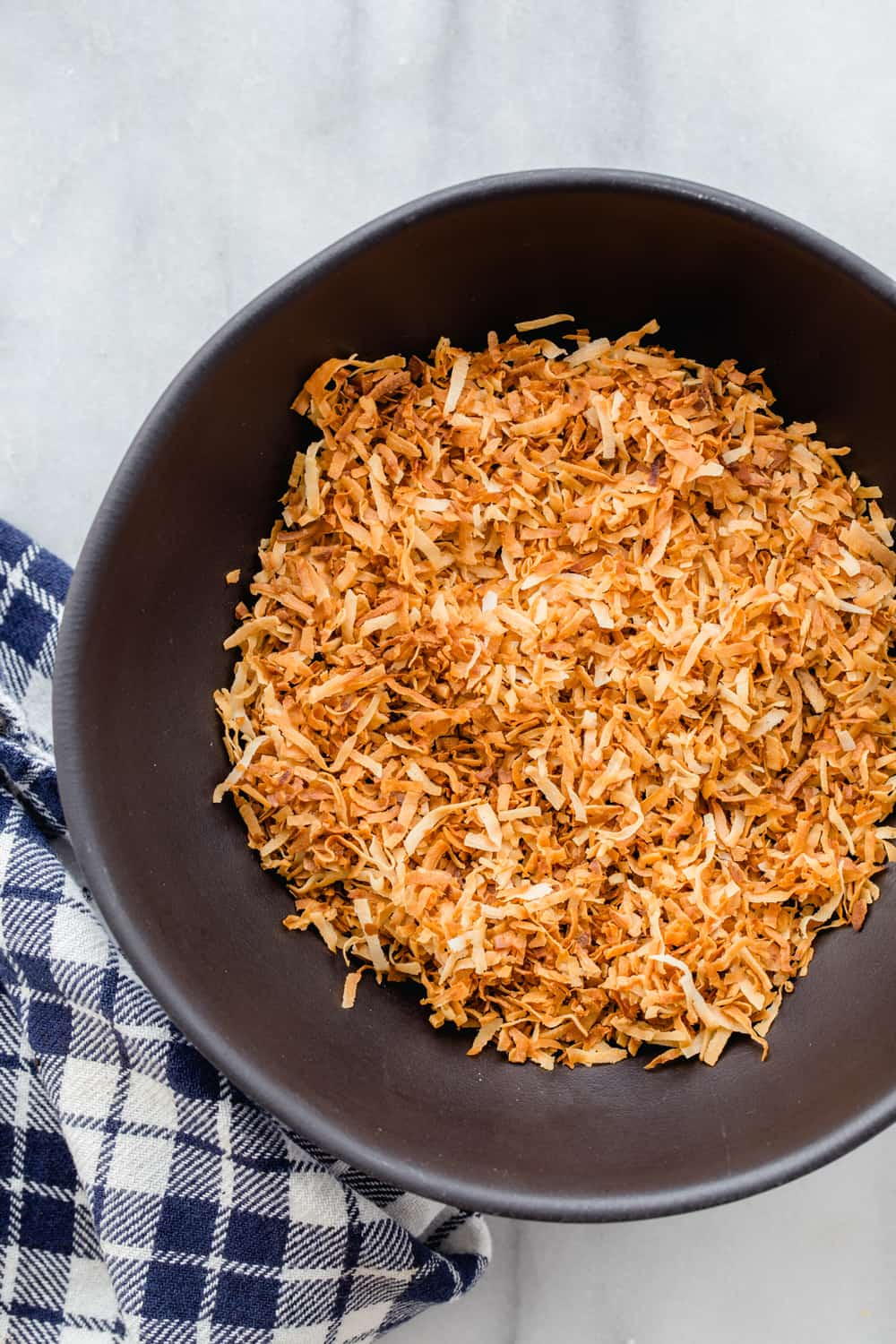Toasted Coconut Pic