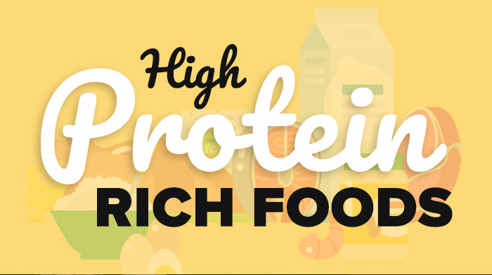 Top 10 protein rich food we should include in our diet