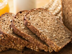 Whole-wheat toast