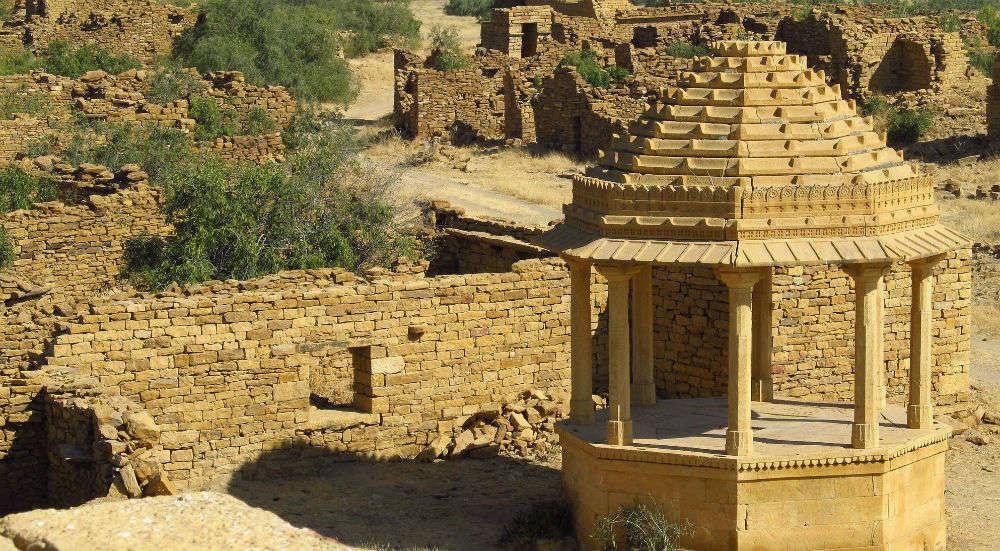 Kuldhara Village, Rajasthan