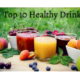 Top 10 healthy drinks