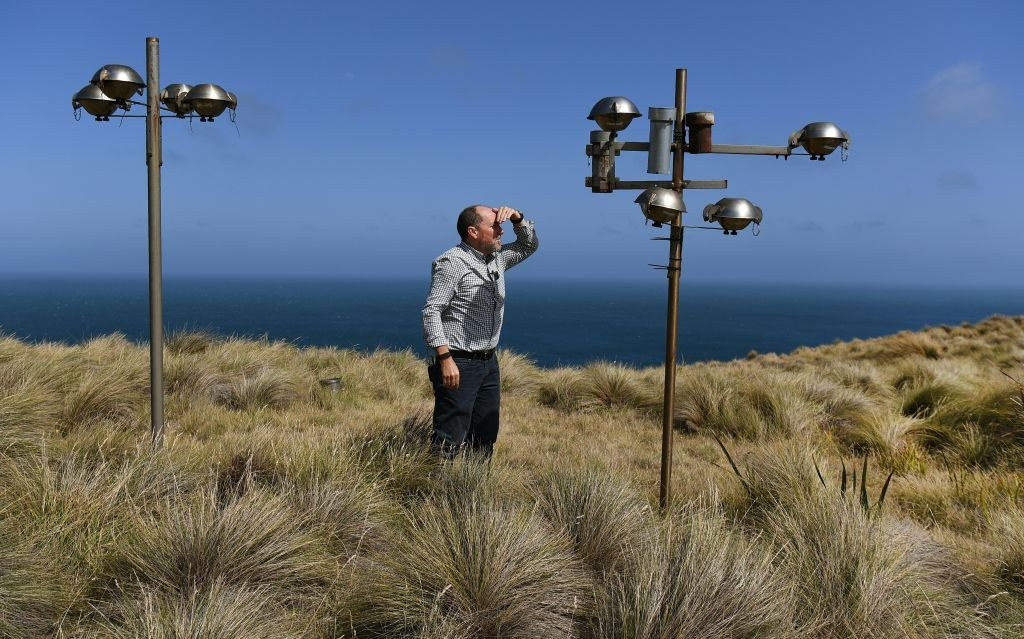 Tasmania has the cleanest air in the world