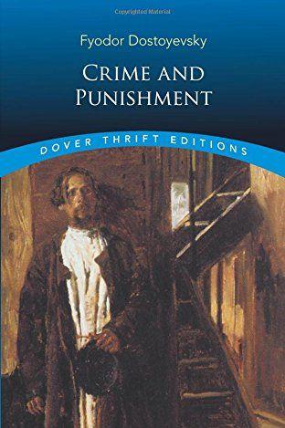 'Crime and Punishment' by Fyodor Dostoyevsky