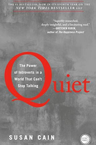 'Quiet' by Susan Cain