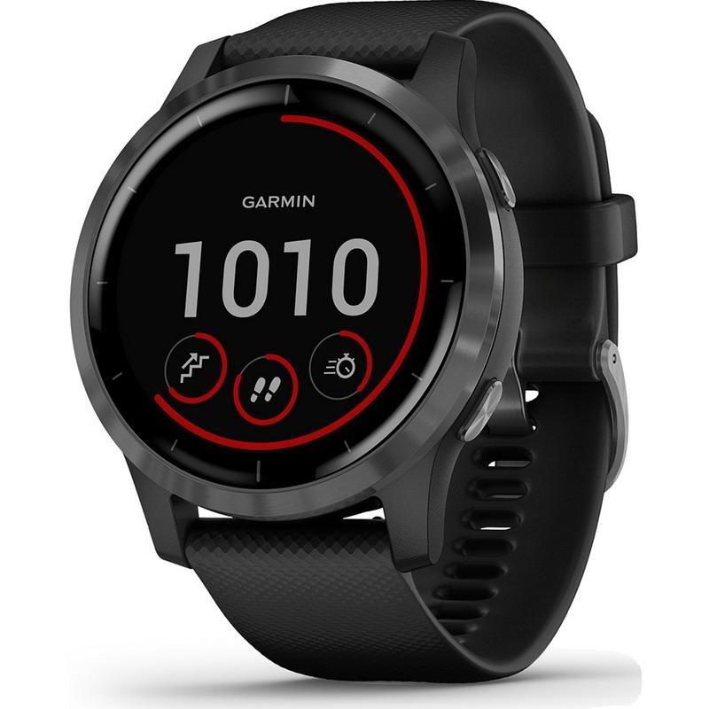 Men's Garmin Watch Vívoactive 4 010-02174-12 GPS Multisport Smartwatch - Crivelli Shopping