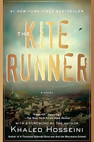 'Kite Runner' by Khaled Hosseini