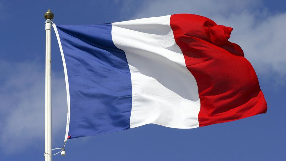 Schools in France to display flags in classrooms - BBC News