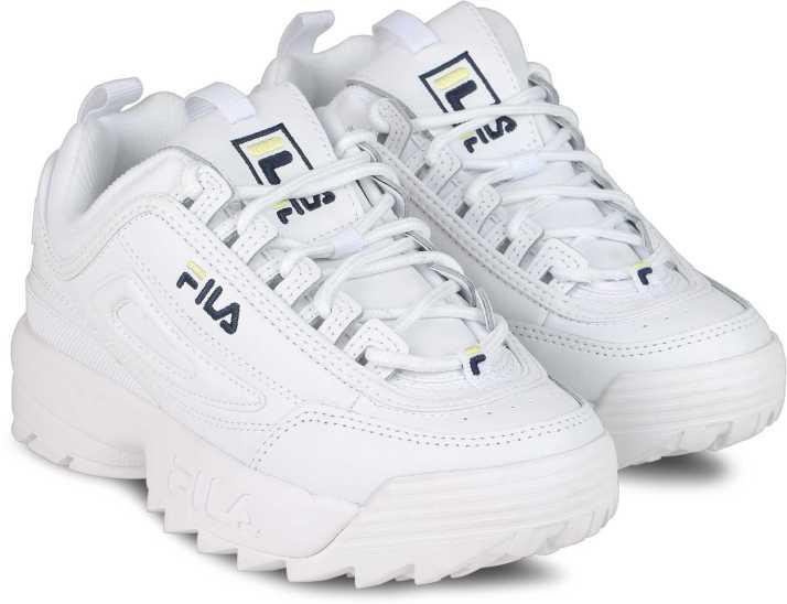 FILA DISRUPTOR II PREMIUM Casuals For Women - Buy FILA DISRUPTOR II PREMIUM Casuals For Women Online at Best Price - Shop Online for Footwears in India | Flipkart.com