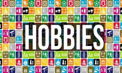 Top 10 Hobbies