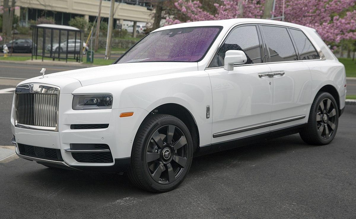 Rolls-Royce Cullinan - Wikipedia