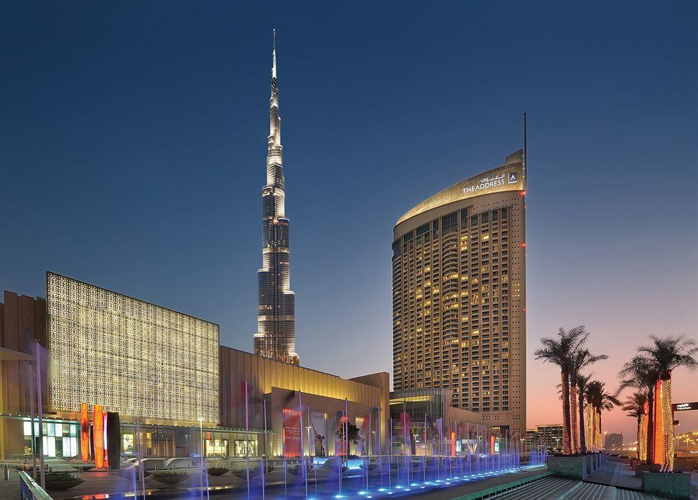 Hotel Address Dubai Mall, Dubai - trivago.in