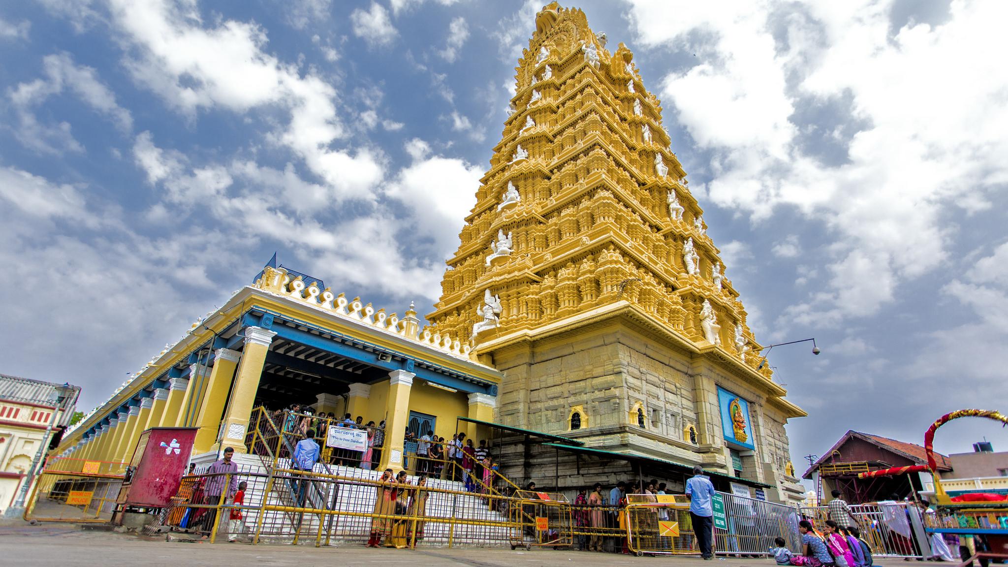 Sri Chamundeshwari Temple – Get2KnowIndia