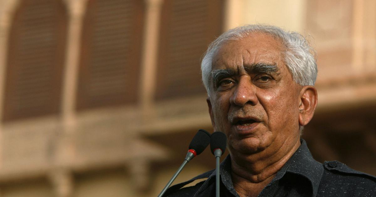 Why and how Jaswant Singh (1938-2020) left the Indian Army so that he could join