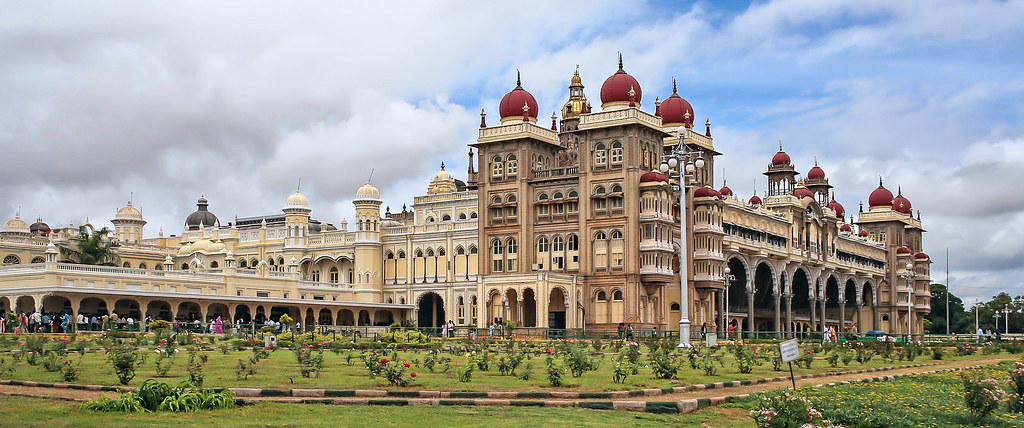 Mysore Palace   I have taken this picture of Mysore Palace (…   Flickr