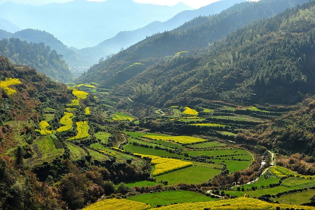 Photo of the Day: A Lush Green Valley in China | Asia Society
