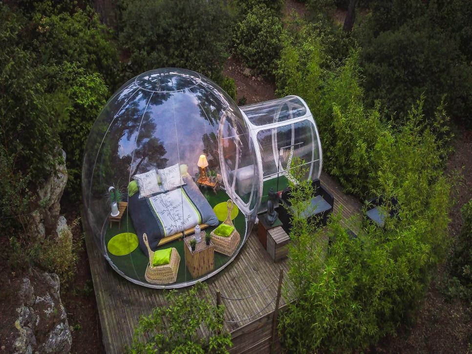 The Bubble Room, US