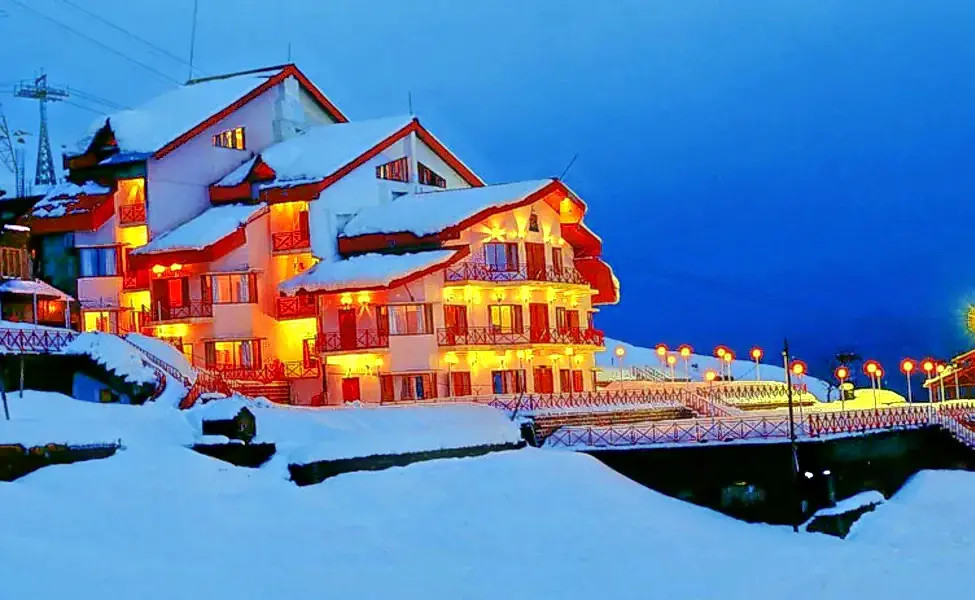 Auli Tourism, India: Places, Best Time & Travel Guides 2021