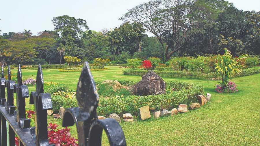 Botanic to open on December 1 - Telegraph India