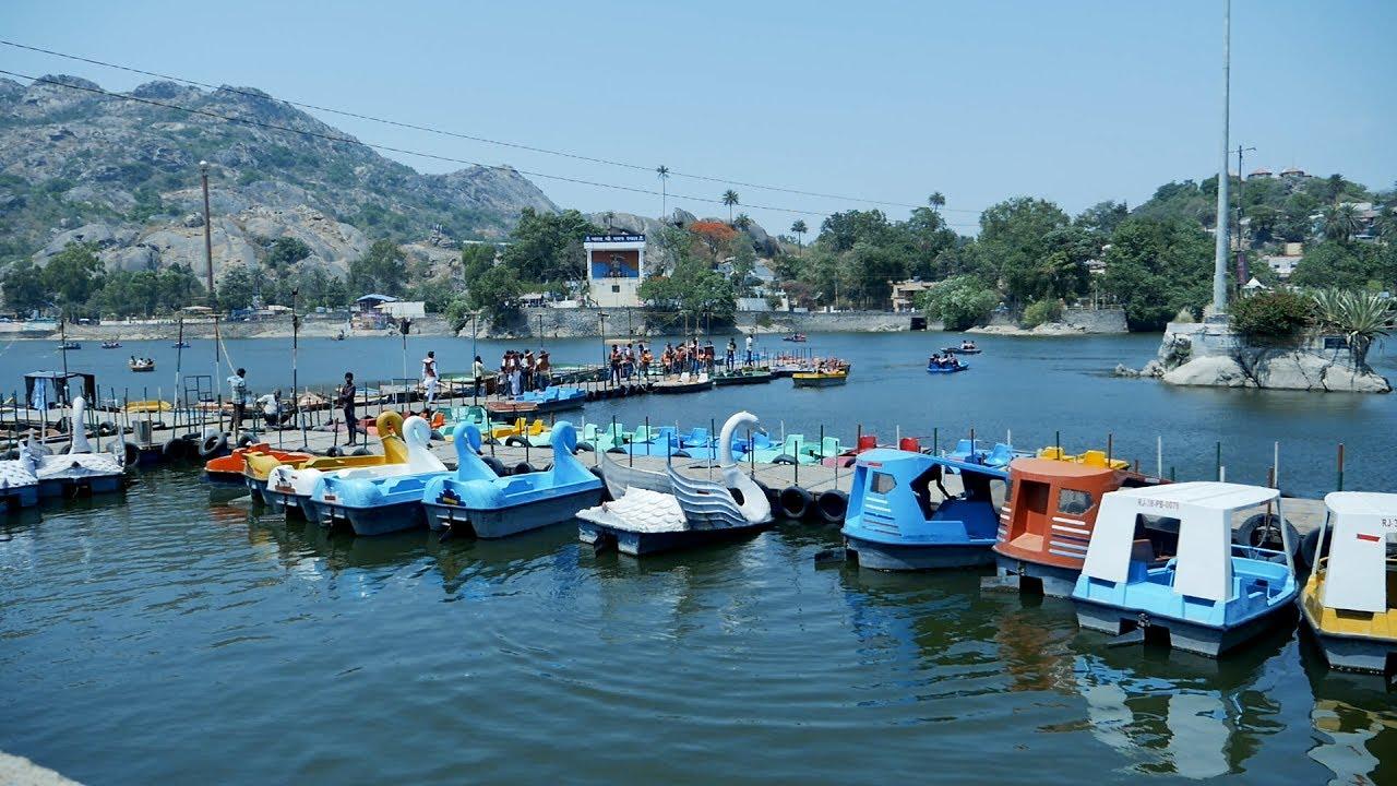 माउंट आबू नक्की झील || Mount Abu Video | Nakki Lake Mount Abu | Rajasthan Tourism Video | Nakki Jhil - YouTube