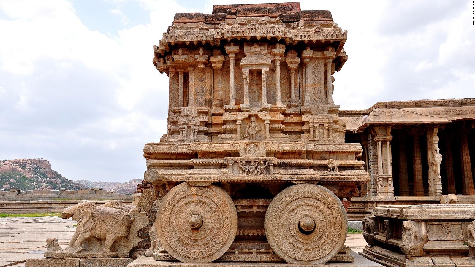 Hampi, India: Ancient city of gods, kings and ruins | CNN Travel