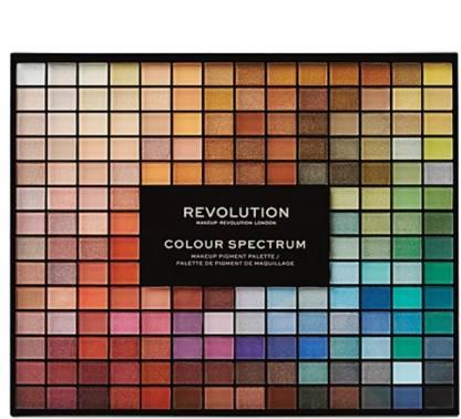 Makeup Revolution 196 Colour 176.4 g - Price in India, Buy Makeup Revolution 196 Colour 176.4 g Online In India, Reviews, Ratings & Features | Flipkart.com
