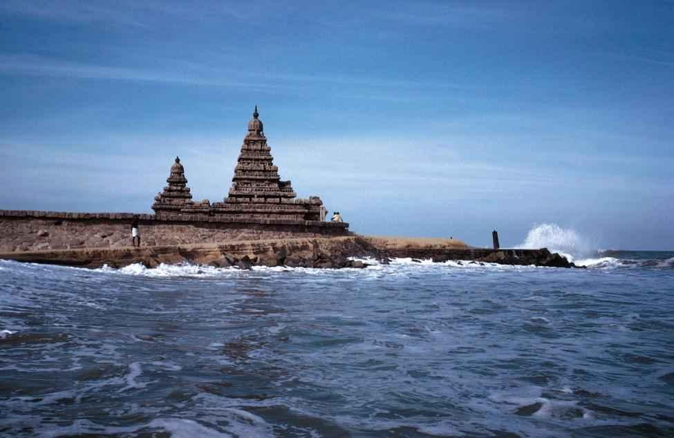 Mahabalipuram - Portraits on Sand Stones - Tripoto