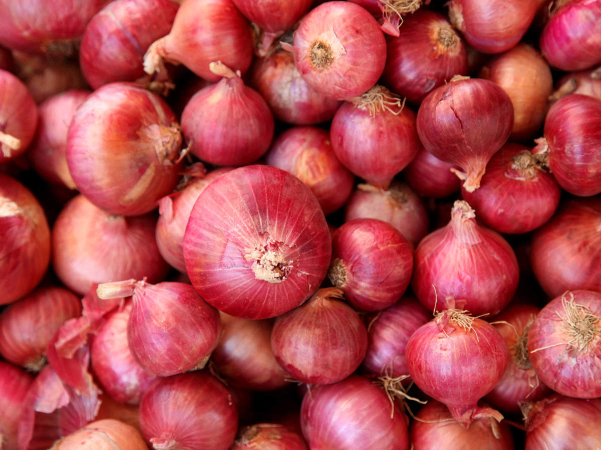 Government completes disposal of 35,857 tons of imported onions - The Economic Times