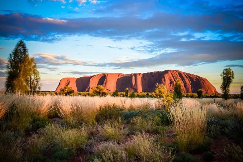 2.5 km of Uluru is underground