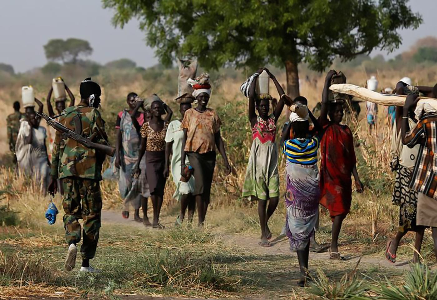 World Report 2018: South Sudan | Human Rights Watch