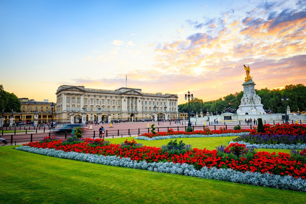 Buckingham Palace is the most popular castle in Europe - News - The Jakarta Post