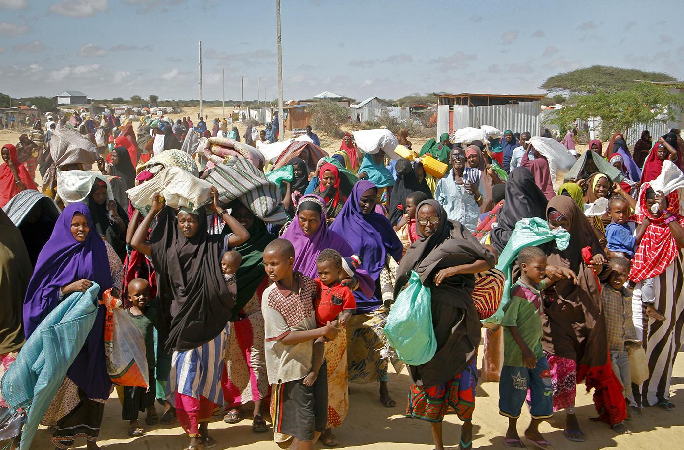 World Report 2020: Somalia | Human Rights Watch