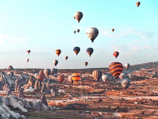 Cappadocia Hot Air Balloon Tour tours, activities, fun things to do in Cappadocia(Turkey)|VELTRA