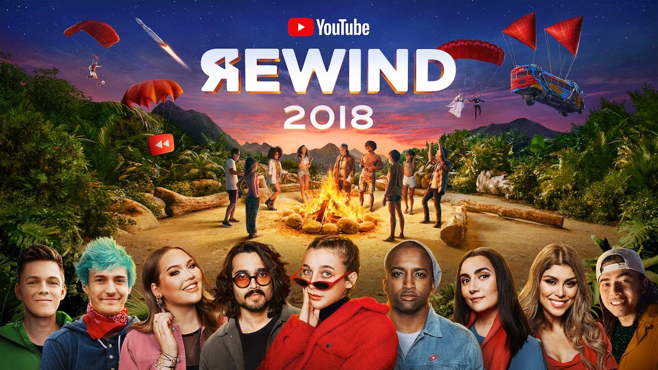 YouTube Rewind 2018: Everyone Controls Rewind | #YouTubeRewind - YouTube