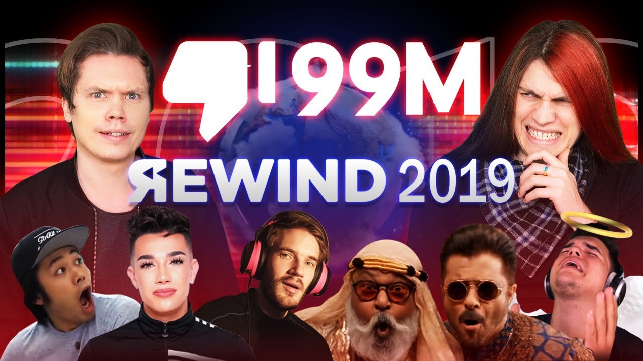 Why YouTube Rewind 2019 is actually WORSE than 2018 - YouTube