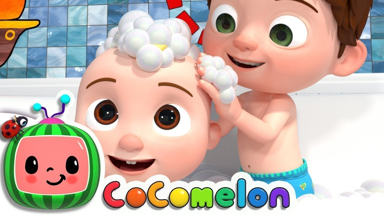 Bath Song + More! | CoComelon Nursery Rhymes & Kids Songs - YouTube