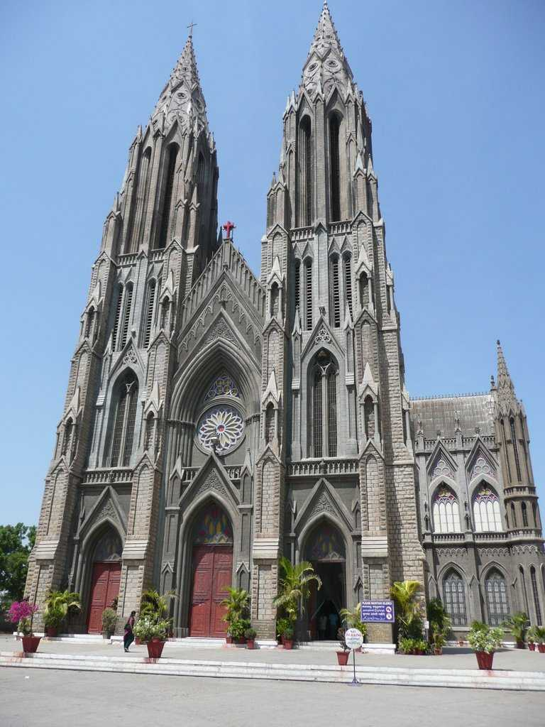 St. Philomena's Church, Mysore  Catholic Church   Timings, Photos
