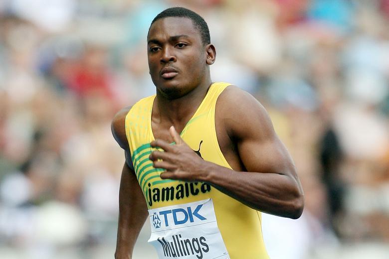 Jamaican sprinter Steve Mullings 'tests positive for banned drug' | The Times