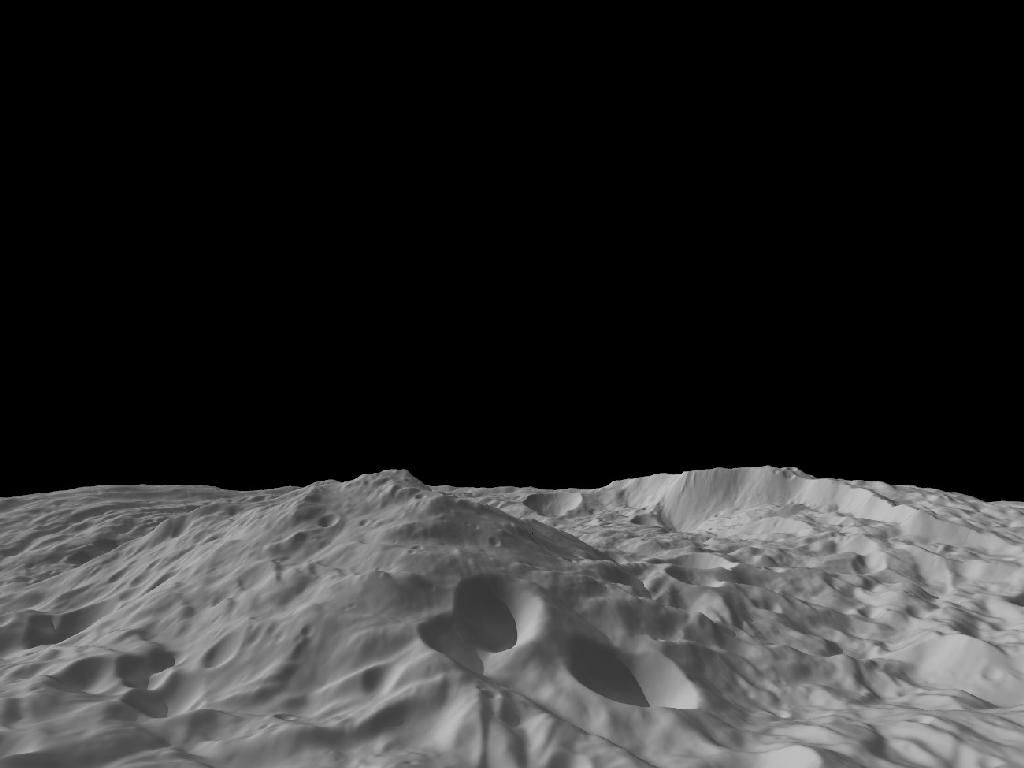 Giant Asteroid Mountain Taller Than Mt. Everest Photographed | Space