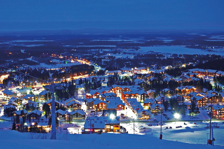 Levi, Finland | Beautiful places to visit, Places to visit, Lapland