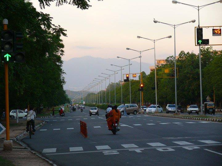 Chandigarh gets the Cleanest City of India title