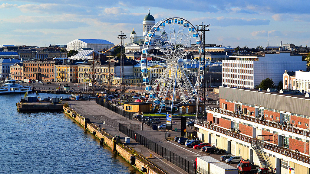 What makes Helsinki such a 'smart' city? - CGTN