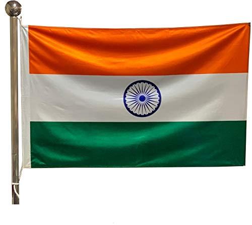 The Flag Company Indian Flag - 3 feet X 4.5 Feet: Amazon.in: Amazon.in