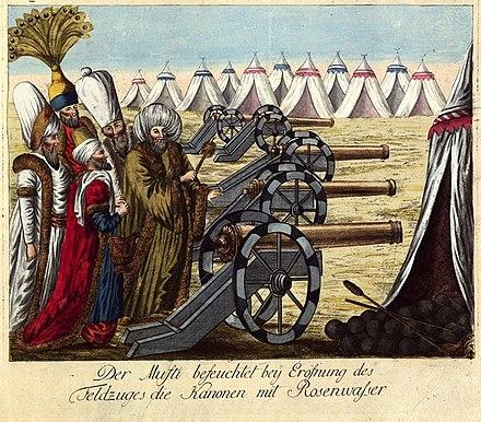 Gunpowder empires - Wikiwand